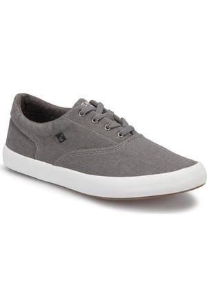 Sperry Top-Sider Sider Wahoo Cvo Gri Erkek Sneaker Ayakkabı