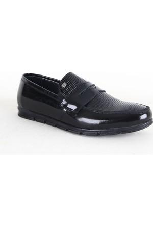 Daypa 212 Deri Erkek Klasik Ayakkabı Siyah