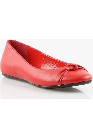 Pedro Camino Kadın Günlük Ayakkabı 89145 Kırmızı
