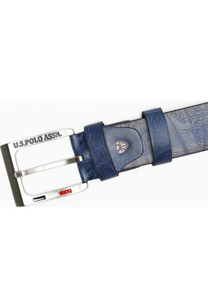 U.S. Polo Assn. Erkek Y7As001 Kemer Lacivert