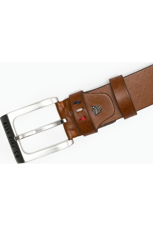 U.S. Polo Assn. Erkek Y7As024 Kemer Kahverengi