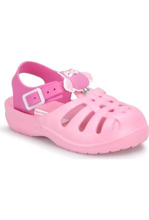 Pink Step Lasyo Pembe Kız Çocuk Sandalet