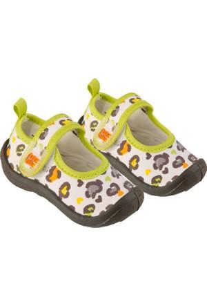 Tuc Tuc Kız Çocuk Lycra Deniz Ayakkabısı Wild Sabana Gri