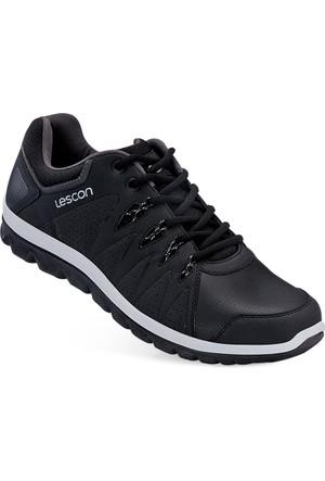 Lescon L-5018 Stream Ayakkabı Siyah
