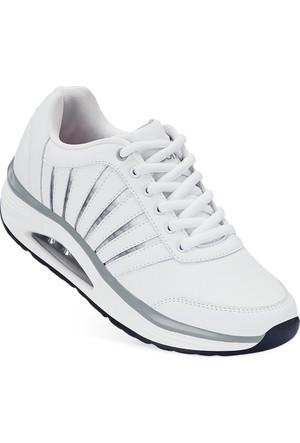 Lescon L-5122 Sneakers Ayakkabı Beyaz