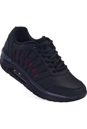 Lescon L-5122 Sneakers Ayakkabı Siyah