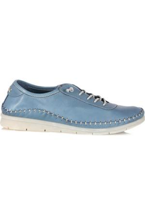 Dr. Pepper Günlük Konfor Bayan Ayakkabı Mavi