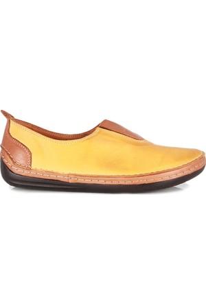 Dr. Pepper Konfor Bayan Ayakkabı Modeli Kayısı