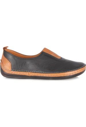 Dr. Pepper Konfor Bayan Ayakkabı Modeli Siyah/Taba