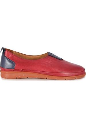 Dr. Pepper Günlük Bayan Ayakkabı Bordo