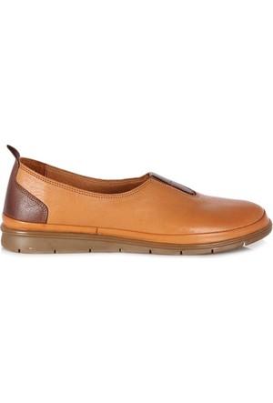 Dr. Pepper Günlük Bayan Ayakkabı Taba