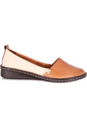 Dr. Pepper Günlük Konfor Bayan Ayakkabı Taba