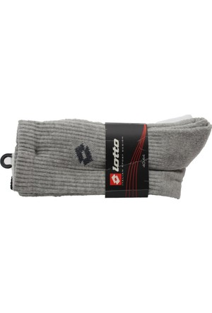Lotto M8452 Socks Moris Multipack Üçlü Çorap