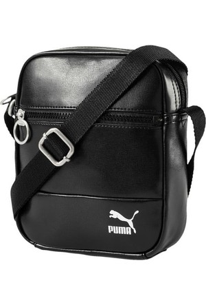 Puma 074806-01 Origınals Portable Yandan Asmalı Spor Çanta