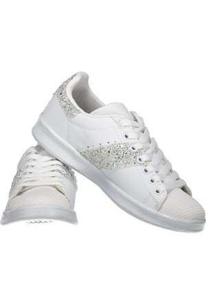 Collezione Kadın Ayakkabı Peri Beyaz