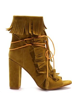 Shoes&Moda Kadın Topuklu Ayakkabı