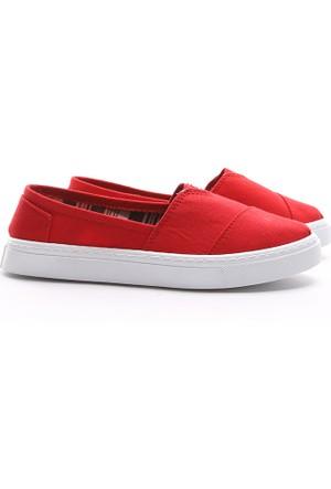 19V69 Italia Kadın Keten Ayakkabı