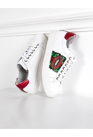 İlvi Digna 0407 Spor Ayakkabı Beyaz