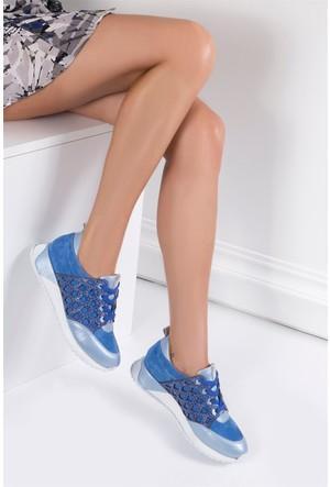 İlvi Wanda 11 Spor Ayakkabı Mavi