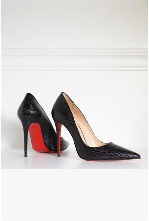 İlvi Rocio 1039 Stiletto Siyah Design