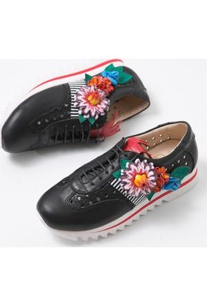 İlvi Florita 0611 Spor Ayakkabı Siyah