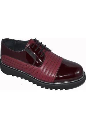 Punto 680047 Erkek Hakiki Deri Ayakkabı