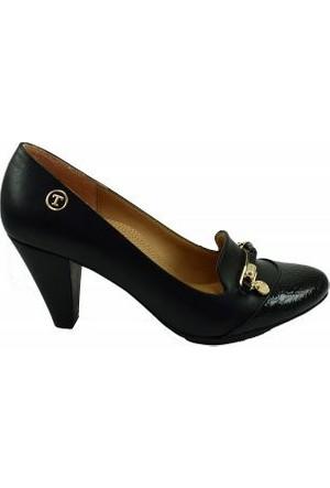 Topuz 080 Bayan Topuklu Ayakkabı