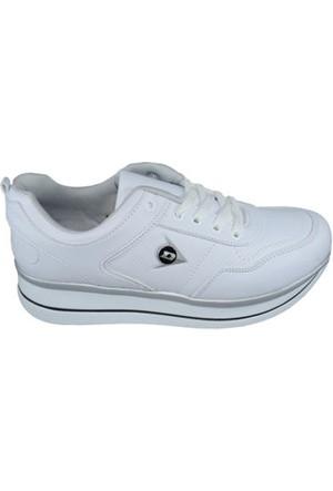 Dunlop 712998Z Bayan Spor Ayakkabı
