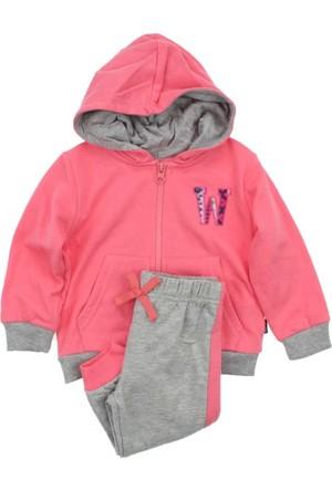 Modakids Wonder Kids Kız Bebek Eşofman Takımı 010-2109-021