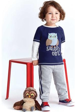 Modakids Wonder Kids Erkek Bebek Eşofman Takım 010-2207-012