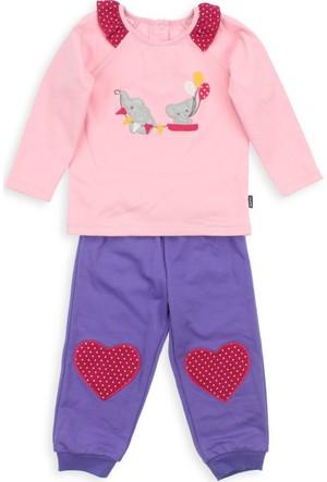 Modakids Wonder Kids Kız Bebek Eşofman Takım 010-2127-021