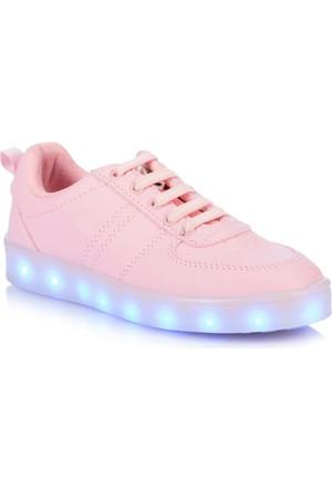 Defacto Kız Çocuk Led Işıklı Ayakkabı H1724A416Cwpn2