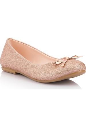 Defacto Simli Kız Çocuk Ayakkabı H6765A417Aubz2