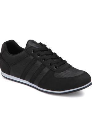 Art Bella Cw17011 Siyah Kadın Ayakkabı
