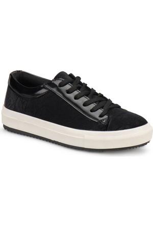 Butigo Z214 Siyah Kadın Ayakkabı