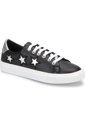 Butigo Z323 Siyah Kadın Sneaker