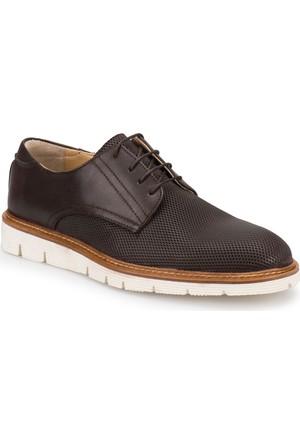Cordovan 50507 M 1506 Kahverengi Erkek Deri Ayakkabı