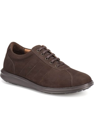 Flogart Gzl-11 M 1494 Kahverengi Erkek Deri Ayakkabı