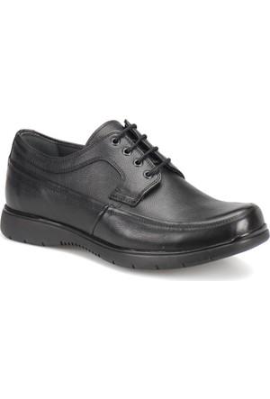 Flogart Nc-300 M 1300 Siyah Erkek Deri Ayakkabı