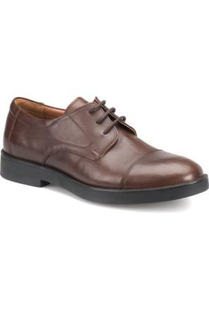 Flogart Nzc-22 M 1300 Kahverengi Erkek Deri Ayakkabı