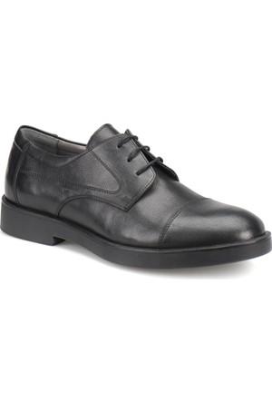Flogart Nzc-22 M 1300 Siyah Erkek Deri Ayakkabı