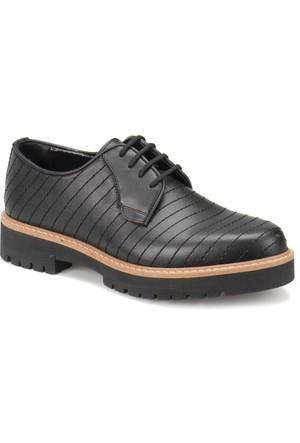 Jj-Stiller 502-N Siyah Erkek Ayakkabı