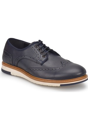 Jj-Stiller 51066-1 Lacivert Erkek Ayakkabı
