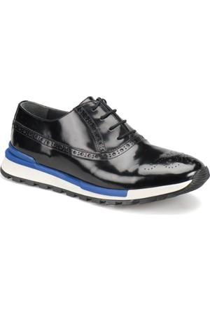 Jj-Stiller 71416 Siyah Erkek Ayakkabı