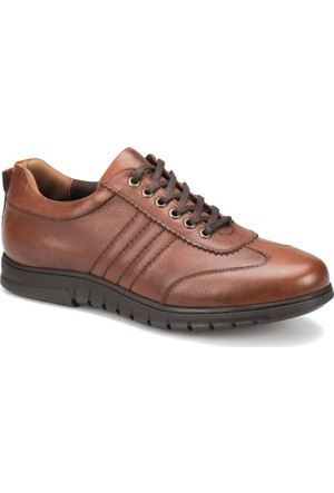 Kinetix Berta Taba Erkek Deri Ayakkabı