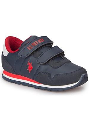 U.S. Polo Assn. Alone Lacivert Erkek Çocuk Çocuk Ayakkabı