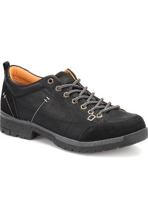 Panama Club 595 Siyah Erkek Ayakkabı