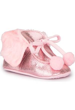 Pink Step Lisy-8 Pembe Kız Çocuk Panduf