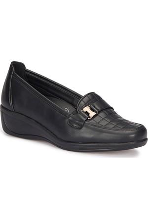 Polaris 5 Nokta 72.110007.Z Siyah Kadın Anne Ayakkabısı