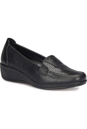 Polaris 5 Nokta 72.110008.Z Siyah Kadın Anne Ayakkabısı